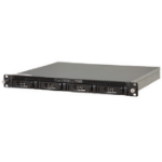 Netgear ReadyNAS 3138 Ethernet LAN Rack (1U) Black,Grey NAS