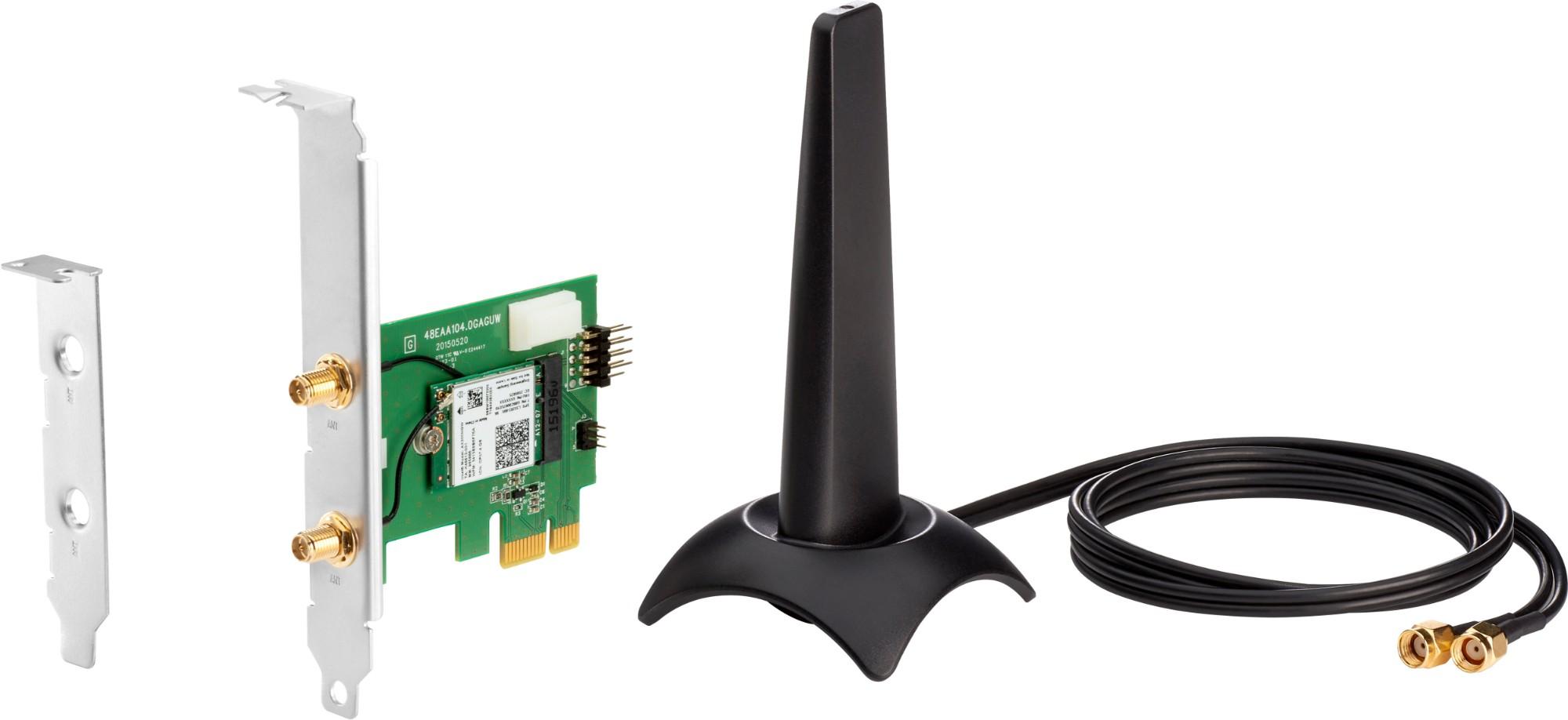 HP Intel Wi-Fi 6 AX200 PCIe x1 Card