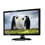 "Hannspree Hanns.G HE 247 DPB 59.9 cm (23.6"") 1920 x 1080 pixels Full HD LED Black"