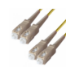 DP Building Systems OS2 SC-SC 5m SC SC Yellow fiber optic cable