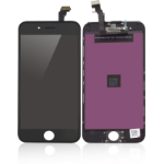 MicroSpareparts Mobile MOBX-IPO6G-LCD-B Display Black