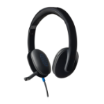 Logitech H540 headset Head-band Binaural Black