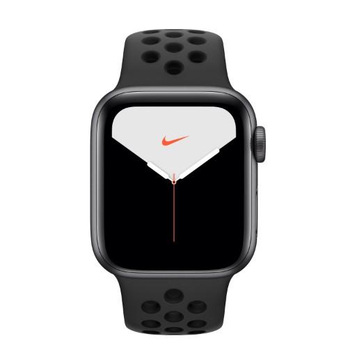 Apple Watch Nike Series 5 smartwatch OLED Gray GPS (satellite)