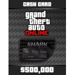 Nexway Grand Theft Auto Online: Bull Shark Cash Card