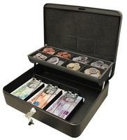 Cathedral Products Cash Box Black Ultimate 12in