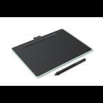 "Wacom Intuos M graphic tablet 2540 lpi 8.5 x 5.31"" (216 x 135 mm) USB/Bluetooth Black,Green"