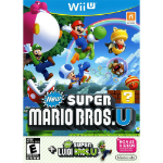 Nintendo New Super Mario Bros. U + New Super Luigi U Bundle, Wii U Basic Wii U video game