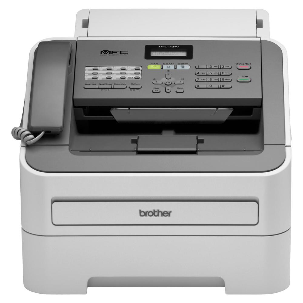Brother MFC-7240 2400 x 600DPI Laser A4 21ppm multifunctional