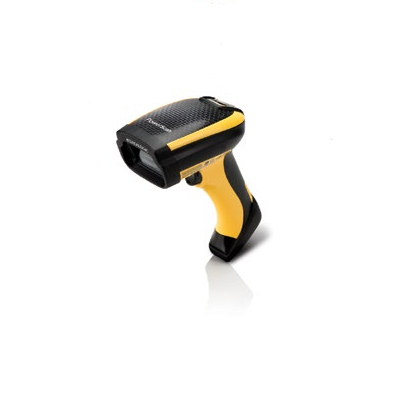 Datalogic PowerScan M9300 Handheld 1D Laser Black,Yellow