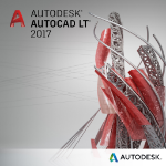 Autodesk AutoCAD LT 2017 Commercial New