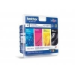 Brother LC-1100HYVALBP Ink cartridge multi pack, 900+750 pg, Pack qty 4