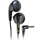 Maxell EB-95 Black Intraaural headphone