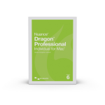 Nuance Dragon Professional Individual For Mac 6 S601X-F02-6.0