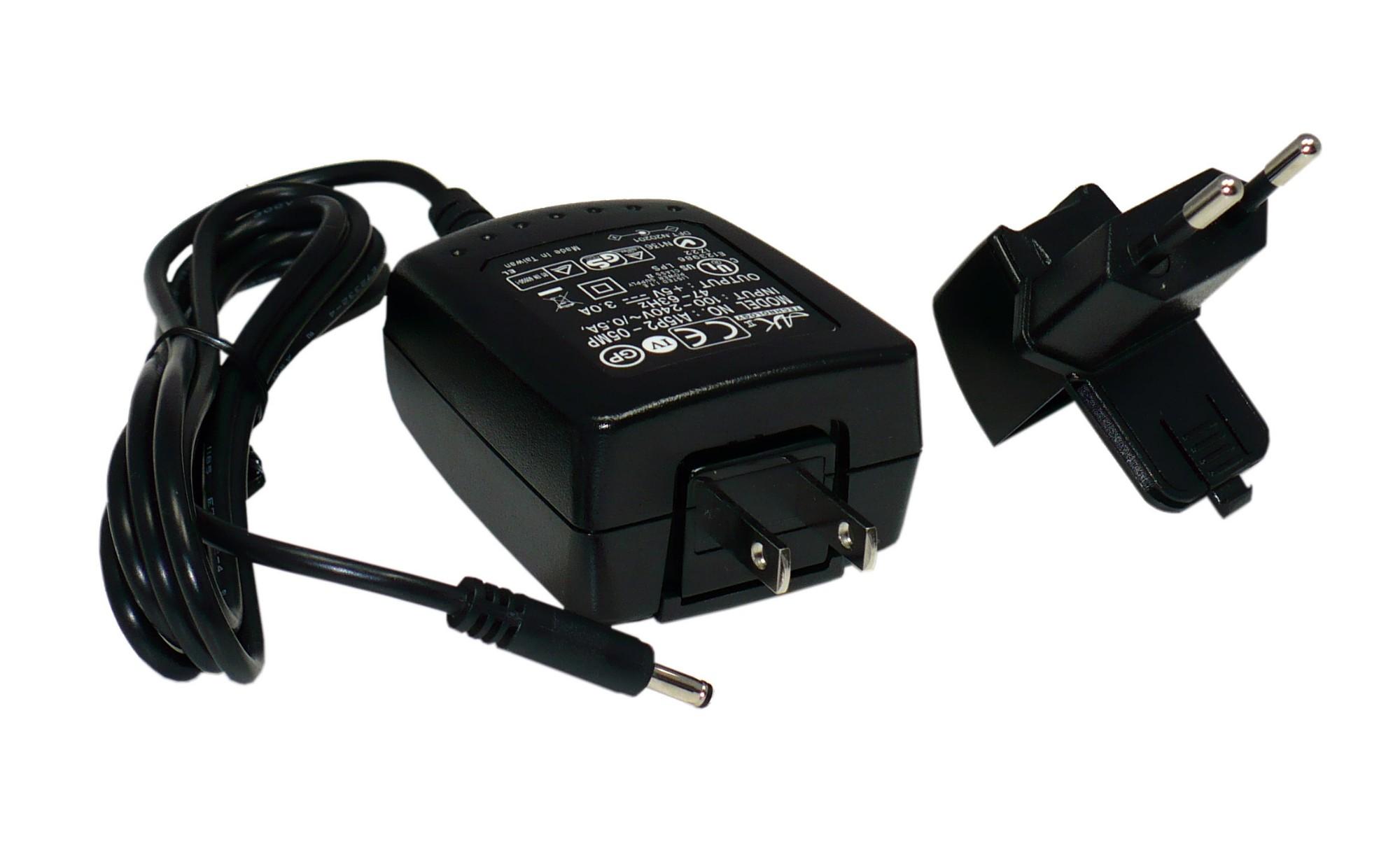 Datalogic 94ACC1324 adaptador e inversor de corriente Negro