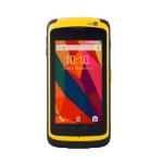 "CipherLab RS50 4.7"" 1280 x 720pixels Touchscreen 365g Black, Yellow handheld mobile computer"