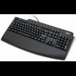 Lenovo Business Black Preferred Pro USB Keyboard - French USB AZERTY French Black keyboard
