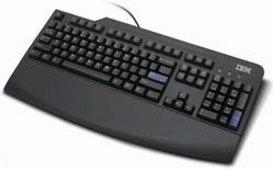 Lenovo Business Black Preferred Pro USB Keyboard - French