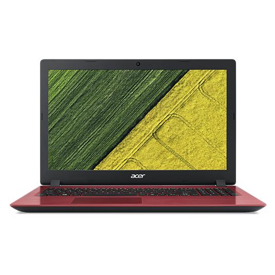 "Acer Aspire A315-51-38WB 2GHz i3-6006U 15.6"" 1366 x 768pixels Black, Red Notebook"