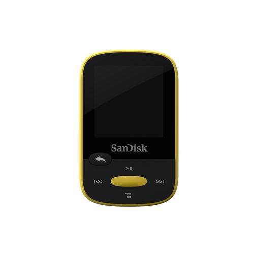 Sandisk Clip Sport 8GB MP3 player Black,Yellow