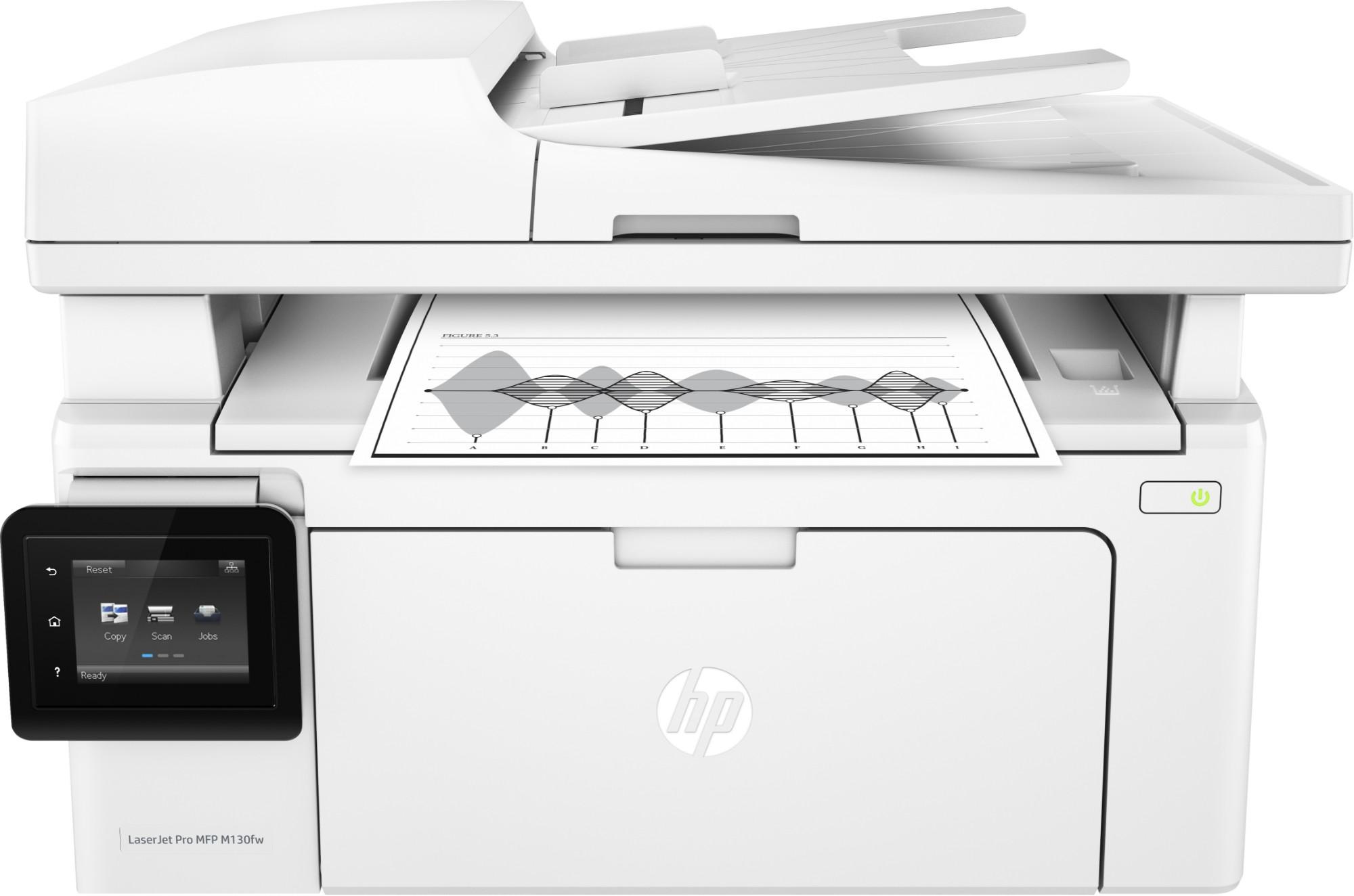 HP LaserJet Pro M130fw Laser 1200 x 1200 DPI 23 ppm A4 Wi-Fi