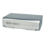 Lindy 39304 KVM switch Silver