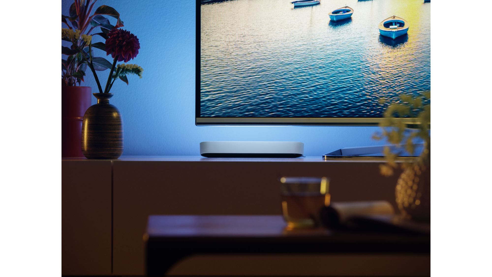 Philips Hue White and Color ambiance Pack de extensión barra de luces Play