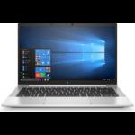 """HP EliteBook 830 G7 DDR4-SDRAM Notebook 33.8 cm (13.3"""") 1920 x 1080 pixels 10th gen Intel® Core™ i7 16 GB 256 GB SSD Wi-Fi 6 (802.11ax) Windows 10 Pro Silver"""