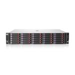 Hewlett Packard Enterprise StorageWorks D2700 disk array 12.5 TB Rack (2U)
