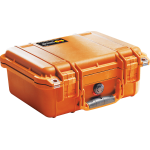 Peli 1400 equipment case Briefcase/classic case Orange