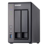 QNAP TS-251+ NAS Tower Ethernet LAN