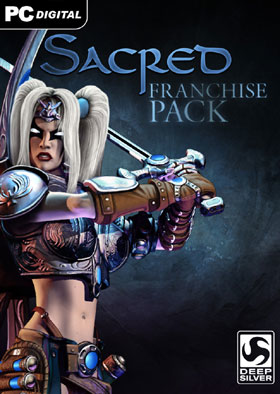 Nexway Act Key/Sacred Franchise Pack vídeo juego PC Español