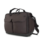 Belkin F8N357CW145 Move 15 inch Toploader Bag - Brown / Black