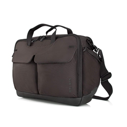 Belkin F8N357CW145 Move 15 inch Toploader Bag - Brown / Black