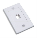 Intellinet 163286 wall plate/switch cover White