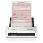Brother ADS-1200 scanner ADF-scanner 600 x 600 DPI A4 Zwart, Wit