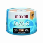 Maxell DVD-R 4.7GB DVD-R 50pcs