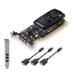 PNY VCQP400DVIV2-PB tarjeta gráfica NVIDIA Quadro P400 V2 2 GB GDDR5