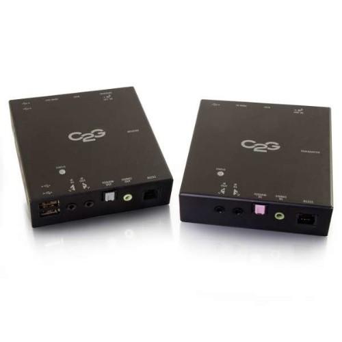 C2G HDBaseT HDMI + USB Over Cat5 Extender
