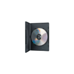 ASSMANN Electronic 64046 DVD case 1 discs Black