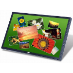 """3M C3266PW touch screen monitor 81.3 cm (32"""") 1920 x 1080 pixels Black Multi-touch Tabletop"""