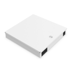 Digitus Fiber Optic Unibox for wall mounting, medium