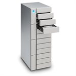 LaCie 48TB 12big Thunderbolt 3 48000GB Desktop Silver disk array