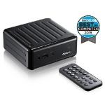 Asrock N3010-NUC BeeBox Barebone PC, Intel N3010, AC Wireless, Btooth, USB3.1 Type-C, Remote, No RAM, HDD o