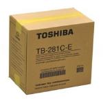 Toshiba 6AR00000230 (TB-281 C) Toner waste box, 50K pages