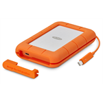 LaCie Rugged Thunderbolt USB Type-C 3.0 (3.1 Gen 1) 2000GB Orange