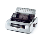 OKI ML5520eco 570cps 240 x 216DPI dot matrix printer