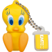 Emtec 8GB LT Tweety 8GB USB 2.0 Multi USB flash drive