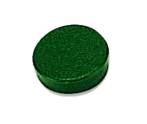 Bi-Office Round Magnets 20mm Green PK10