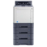 KYOCERA P7040cdn A4 Colour Laser Printer, 40ppm Mono, 40ppm Colour, 600 x 600 dpi, 2 Year Warranty
