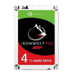 """Seagate IronWolf Pro ST4000NE001 internal hard drive 3.5"""" 4000 GB Serial ATA III"""